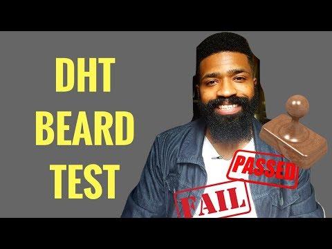 Beard oil - dht beard growth test  Beard community poll
