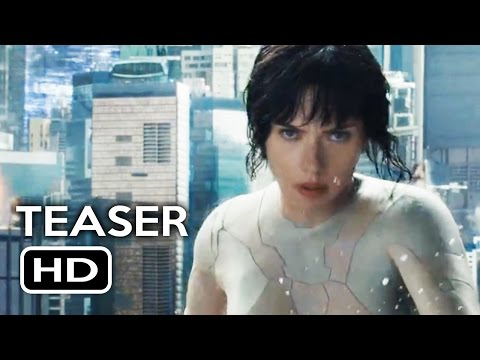 New Ghost in the Shell Official Trailer