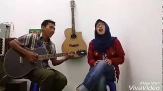 Yang kunanti - (cover by Erna & Friend )