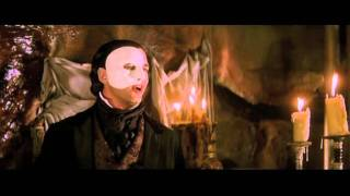 The Music of the Night performed by Gerard Butler as The Phantom from the 2004 film version of Andrew Lloyd Webber's The ...