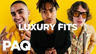 Video How to wear Gucci, CDG and Margiela: LUXURY FIT CHALLENGE   PAQ Ep #59   A Show About Streetwear MP3, 3GP, MP4, WEBM, AVI, FLV November 2018