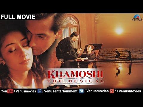 Khamoshi The Musical - Bollywood Romantic Movie   Salman Khan   Nana Patekar   Manisha Koirala