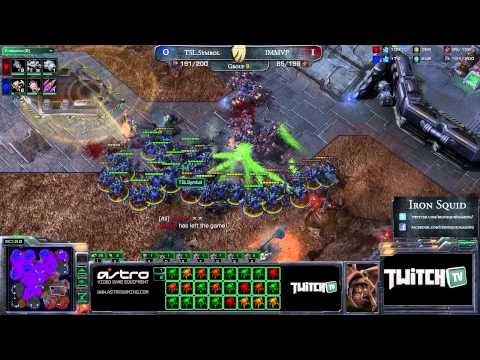 IMMVP - Totalbiscuit & Apollo cast Game One in Group B of the Iron Squid tournament. Be sure to check out these links for the rest of the games: http://www.youtube.c...