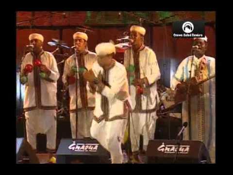 Màalam Mahmoud Guinia -'_ Loghmami _-' Festival Souira & Gnawa Oulad Bambra