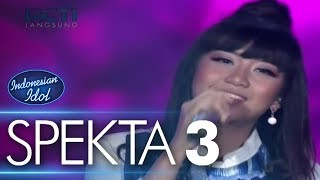 Video GHEA - ISN'T SHE LOVELY (Stevie Wonder) - SPEKTA 3 - Indonesian Idol 2018 MP3, 3GP, MP4, WEBM, AVI, FLV Agustus 2018