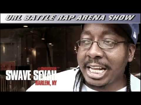 URL Battle Rap Arena has Swave Sevah on the Show
