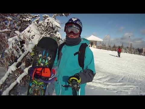"Snowboarding 101: How To ""S"" In A Day (1/5)"