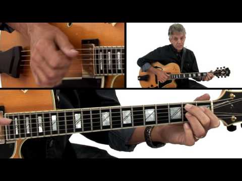 Jazz Harmony Guitar Lesson - Tritone Substitutions - Frank Potenza