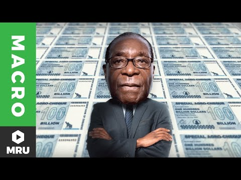 Zimbabwe And Hyperinflation: Who Wants To Be A Trillionaire?
