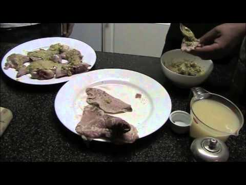 How to Cook Rabbit with White Wine and Mustard Stew