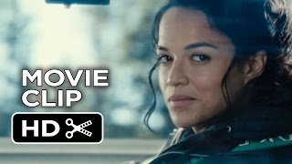 Furious 7 Movie CLIP - Hook 'Em Up (2015) - Michelle Rodriguez, Paul Walker Movie HD