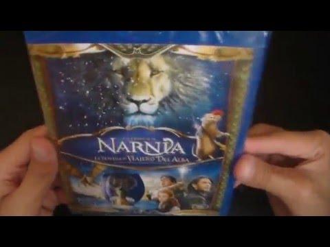 Unboxing: Trilogía de Narnia