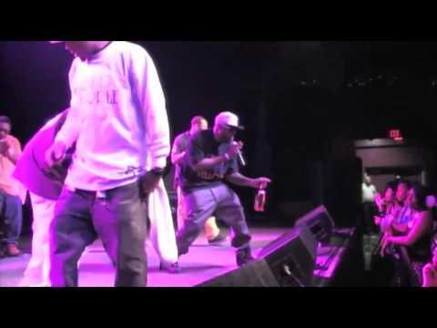 Dedicated Hustlaz Live @  Yo Gottie Show
