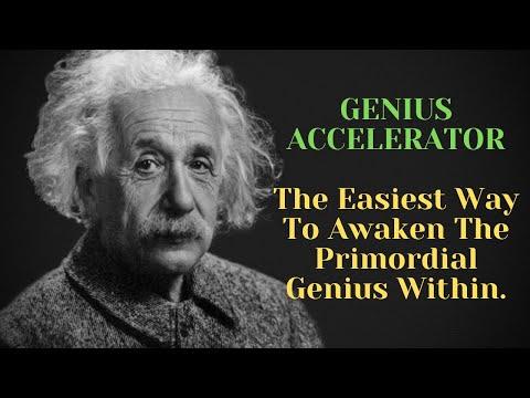 The Secret Genius Accelerator