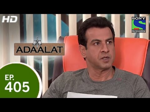 Adaalat - अदालत - The Auto Writer 2 - Episode 405 - 15th March 2015