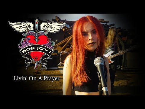 """Bon Jovi  """"Living On A Prayer"""" Cover by Andrei Cerbu"""