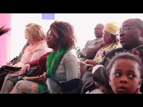Evangeliste Colette ILAKA - La présence de DIEU dans la FAMILLE