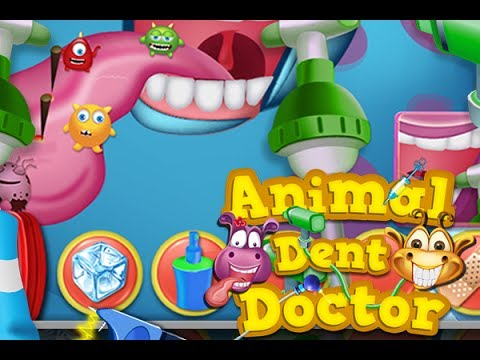 Video of Animal Dent Doctor - Fun Game