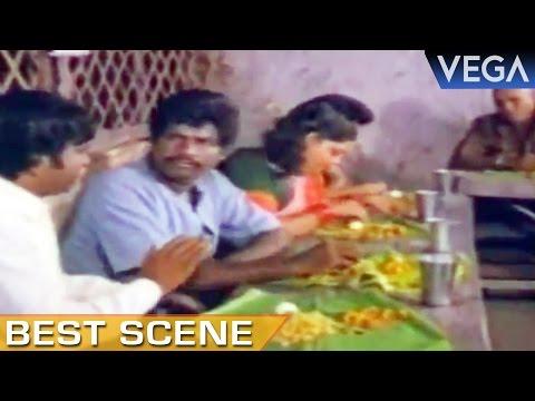 Video Goundamani Eats Food Without Money || Naan Sootiya Malar Tamil Movie || Best Scene download in MP3, 3GP, MP4, WEBM, AVI, FLV January 2017