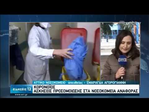 Εντείνονται τα μέτρα ετοιμότητας στην Ελλάδα | 05/02/2020 | ΕΡΤ