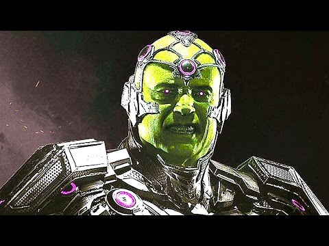 Injustice 2 Brainiac Gameplay Trailer (PS4 / Xbox One)