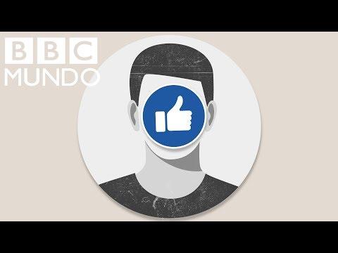 Análises a partir de algorítimos pelo facebook