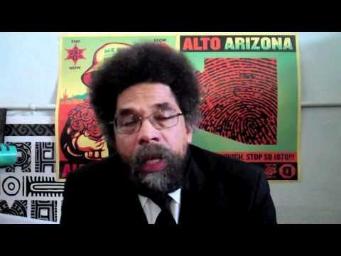 West.Art - Dr. Cornel West speaks on the importance of Art and Culture in a Social Movement. For more info on getting involved please goto AltoArizona.com Ocotber 2 201...