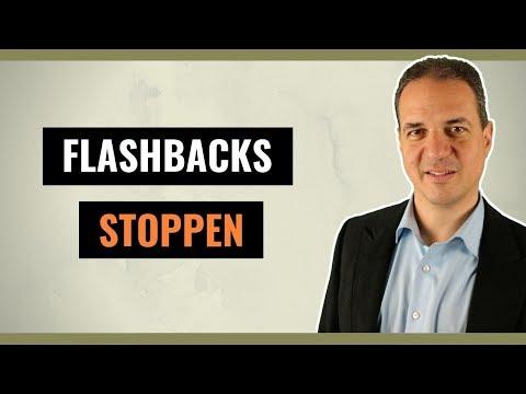 Trauma Flashbacks - Wie stoppe ich Flashbacks?