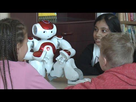 Roboter als Lehrer: Pilotprojekt in Finnland