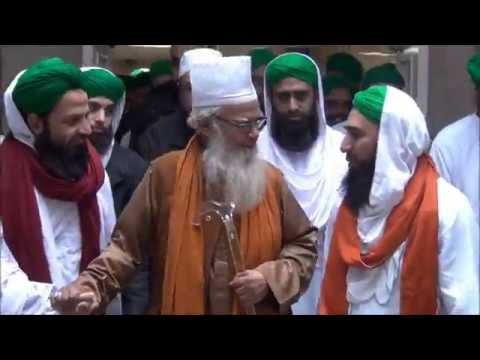 Video Syed Hasmi Miyan Visit to Faizan-E-Madina (Birmingham) download in MP3, 3GP, MP4, WEBM, AVI, FLV January 2017