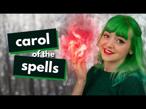"""""""Carol of The Spells"""" — A D&d Holiday Song"""