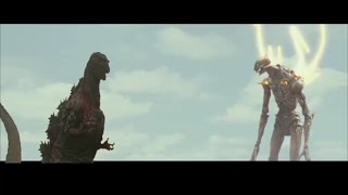 Nonton Shin Gojira Vs  The Gaint Warrior Epic Fan Trailer Film Subtitle Indonesia Streaming Movie Download
