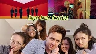 Video REACTING TO SUPER JUNIOR 슈퍼주니어 'Lo Siento (Feat. Leslie Grace)' MV MP3, 3GP, MP4, WEBM, AVI, FLV April 2018