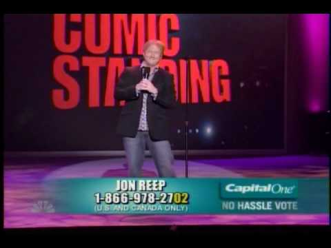 Last Comic Standing - Jon Reep - Final 5 Performance