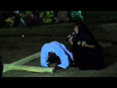 Paixão de Cristo em Casserengue - PB 2008 (Parte 3)