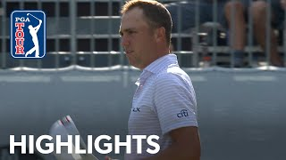 Justin Thomas's highlights | Round 2 | BMW Championship 2019 by PGA TOUR