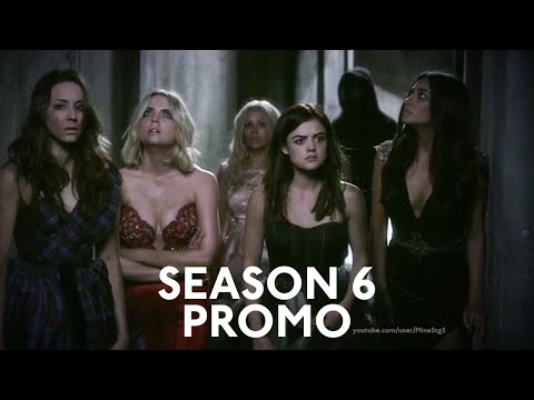 "Pretty Little Liars - Season 6 Promo - ""Game On, Charles"""