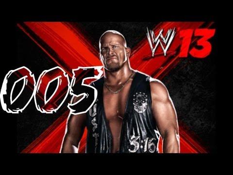 Lets Play WWE 13 Attitude Era Mode Stone Cold Steve Austin [ HD German ] Part 5