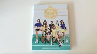 Download Lagu ♡Unboxing AOA 에이오에이 3rd Mini Album Heart Attack 심쿵해♡ Mp3