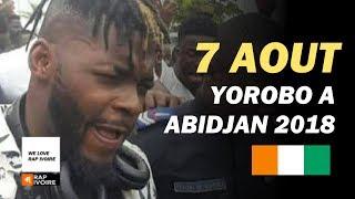ARRIVEE DE DJ ARAFAT A ABIDJAN : il pleure quand il voit ses fans !