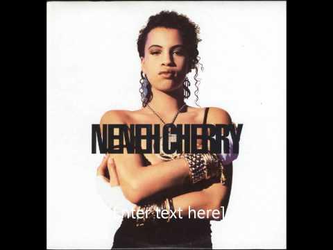 Neneh Cherry - Kisses on the Wind (видео)