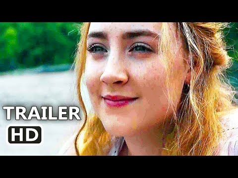 THE SEAGULL Official Trailer (2018) Saoirse Ronan, Elisabeth Moss, Drama Movie HD