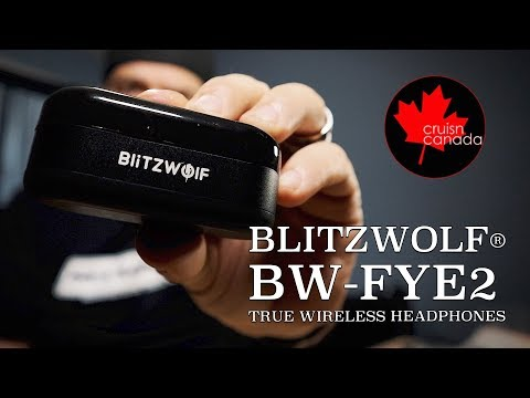 Blitzwolf BW-FYE2 Unboxing and Review
