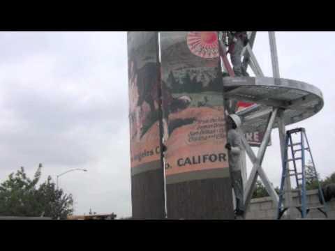 Water Tower Installation