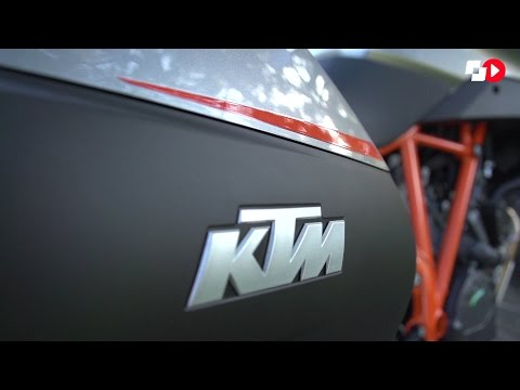 Vídeos KTM 1290 Super Duke GT