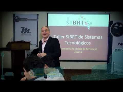 Workshop of Technological Systems - Medellín 2013