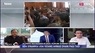 Video Ini Alasan Kuasa Hukum Naik Pitam Usai Ahmad Dhani Jalani Sidang di Surabaya - iNews Sore 12/02 MP3, 3GP, MP4, WEBM, AVI, FLV Februari 2019