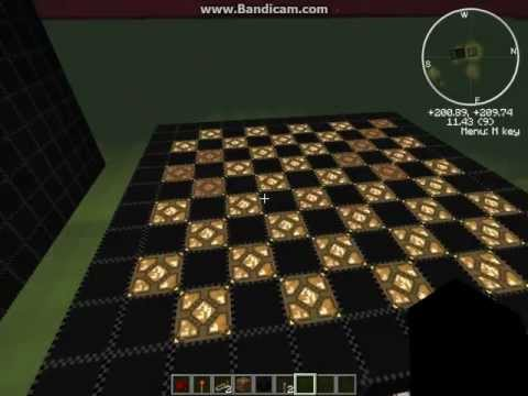 Redstone lamp - I'll be showing you how to make a disco floor using redstone lamps You'll need: lots of repeaters lots of redstone dust lots of redstone torches lots of bloc...