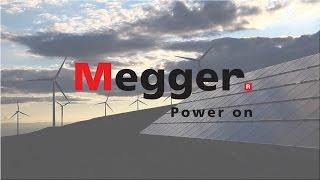 Présentation de la société Megger (sous-titres)