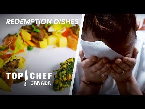 Chefs Get ONE Shot At Redemption Challenge | Top Chef Canada